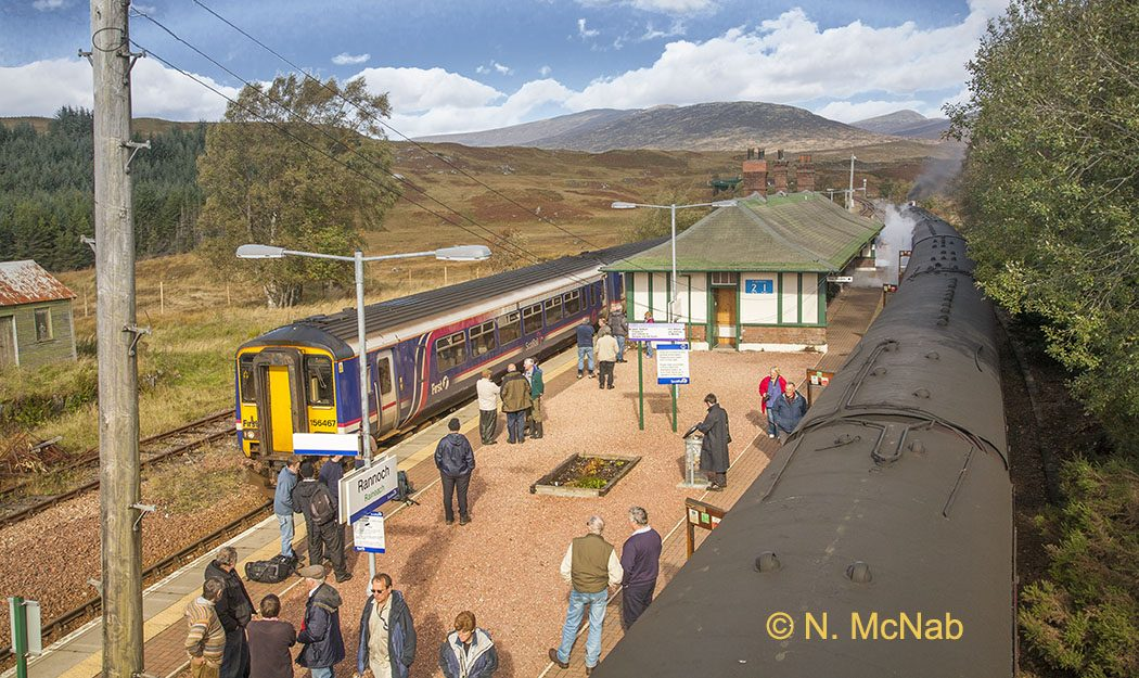 Rannoch Friends Of The West Highland Line