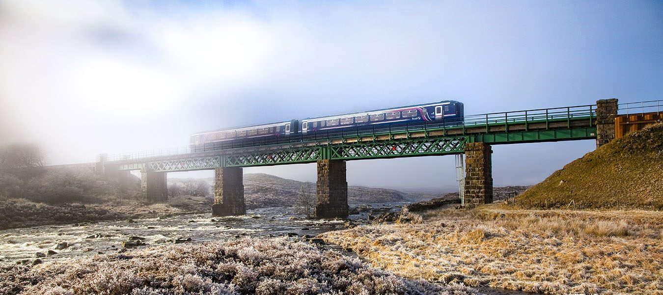 Friends Of The West Highland Line Not Just Another