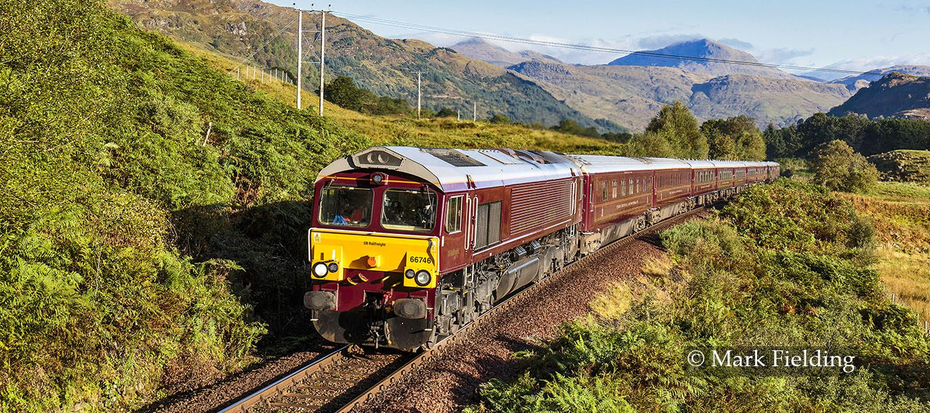 Royal Scotsman, Pulpit Rock, Loch Lomond